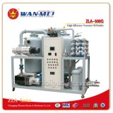 Olio Purifier, olio Dehydration e Oil Purification Plant per Transformer Oil, Dielectric Oil e Insulation Oil Model Zla-