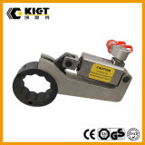 Kiet 700bar 20500 nanomètre Size Adaptable Steel Hollow Hydraulic Hexagon Torque Wrench