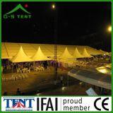 Шатер 6X6m шатёр выставки экспо алюминиевого сплава большой верхней части