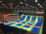 中国Top 1 Trampoline Manufacturer ChildrenおよびAdult Indoor Trampoline Park