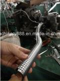 Машина проводника электрического провода гибкого металла