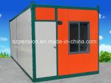 Полуфабрикат высокого качества зеленая относящая к окружающей среде/Prefab передвижная дом