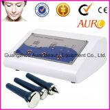 Piel anti de la arruga que aprieta el masaje que levanta la máquina ultrasónica del ultrasonido