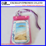Waterdicht pvc Beach Bag van Screen Touch Transparent voor iPad (EP-C9058)