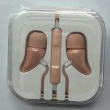 Trasduttore auricolare stereo di plastica del pepe caldo di promozioni del regalo per il telefono mobile