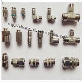 Garnitures pneumatiques de l'acier inoxydable PC6-01