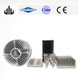 Aluminium 6061 produits de usinage d'aluminium de précision de commande numérique par ordinateur d'extrusion d'alliage