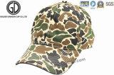 Chapeaux de bonne qualité de sports de chapeaux de base-ball de noir d'étiquette de connexion de broderie