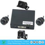 Caméra de sécurité de voiture de 360 degrés 360 degrés de la vidéo surveillance DVR de voiture de système Xy-360d de stationnement