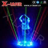 Luz laser del mini pulpo de Rg de la X-Magia 593