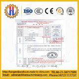 Estante de engranaje del CNC/engranaje de gusano y Rackm8/M6/M5