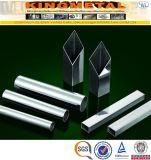 Tubes spéciaux soudés ASTM A554 201 en acier inoxydable pour meubles