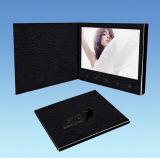 OEM 7inch LCDスクリーンのビデオ名刺