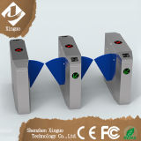 Optisches Fingerprint Flap Drehkreuz Barrier Gate für Stadiums, Convention Centers Flap Barrier