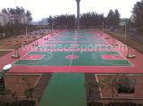 Revestimento UV de capacidade elevada da corte de tênis da resistência