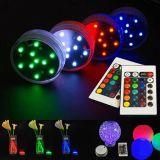 Visualización de LED del estallido, almacén que hace publicidad del soporte de visualización de acrílico