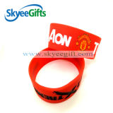 GummiSilicone Wristband als Your Design