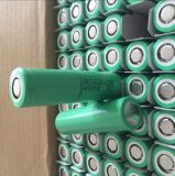 高品質3.7V 2400mAhのリチウムイオン18650電池