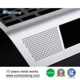 Kundenspezifische Aluminiumfolie, die Teile Costom Metallprodukt betätigt