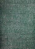 黒いゆがみによって編まれる平らなワイヤー日曜日の陰のネット