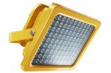 IP66 100W LEDのAtex/セリウム/RoHSの耐圧防爆軽いおおいライト