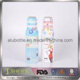 O aerossol vazio de alumínio pode para o frasco do desodorizante