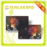 Cartão de microplaqueta da alta freqüência RFID DESFire EV1 com número de Uid