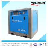 compresseur d'air mû par courroie industriel de vis de 7.5HP 5.5kw