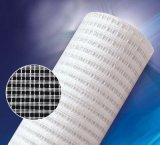 アルカリ抵抗力があるガラス繊維の網4X7mm、300G/M2