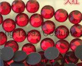 中国の服(SS16紫色の/2Aの等級)のための韓国の低鉛の熱い苦境のラインストーン