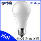 UL 세륨 승인되는 A19 E26/E27 5W 7W 9W 12W 전구 고능률 LED 전구