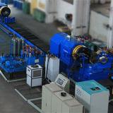 Type de rouleau de commande numérique par ordinateur machine à filer pour le cylindre