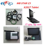 2016 MB Star C5 MB BR Connect Compact 5 met WiFi +250GB SSD Software in X201t Tablet (4G, I7)