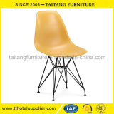 Fábrica de preço barato cadeira de carrinho de comida de plástico popular