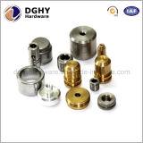 Pièces de usinage de commande numérique par ordinateur d'aluminium/fer/laiton/acier/en cuivre/bronze/haute précision d'OEM/ODM