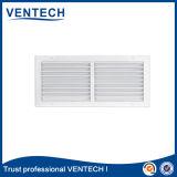Weißes Farben-Rückkehr-Luft-Gitter für HVAC-System