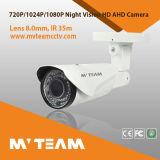 アナログ2.0megapixel 3.6/6/8mm固定レンズのカメラAhd 1080P