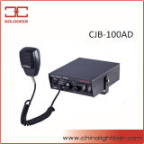 100W elektronische Sirene met Microfoon (cjb-100AD)