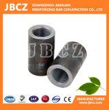 Tipo accoppiamento/manicotto/giuntura d'acciaio di Dextra del tondo per cemento armato di smusso