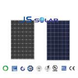 panneau solaire monocristallin approuvé de 90W TUV/Ce/IEC/Mcs