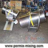 Mélangeur de cercle de baril, machine de mélangeur de mélangeur de cercle de tambour