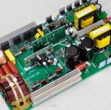 inverseur pur de pouvoir d'onde sinusoïdale de C.C de 2500W 12V/24V avec le chargeur