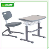 マカオInternational School Popular Durable Wood Metal TableおよびChair
