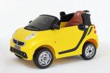 Conduite électrique sèche neuve sur le véhicule pour des gosses