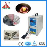 IGBT de baja contaminación de alta frecuencia de inducción a través de la máquina de calefacción (JL-15)