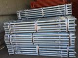 Supports en acier d'échafaudage