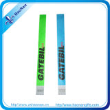 Form Single Zeit Use Professional Tyvek Wristband mit Custom Logo
