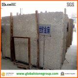 Het natuurlijke Echte Graniet van Brazilië Giallo Sf voor Countertops/Tiles