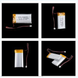 Lipo 3.7V 210mAh batterie rechargeable 501730 avec carte de protection pour MP3, Bluetooth