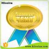 Großhandelsmedaillen-und Zoll-Goldmedaillen des metall2016